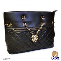 کیف دستی و دوشی زنانه شانل (CHANEL) مدل mzhb001
