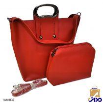 خرید اینترنتی کیف زنانه دوقلو مدل MZHB005