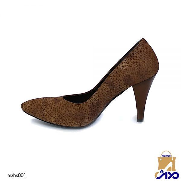کفش پاشنه بلند سیلوانا | SILVANA | مدل MZHS001