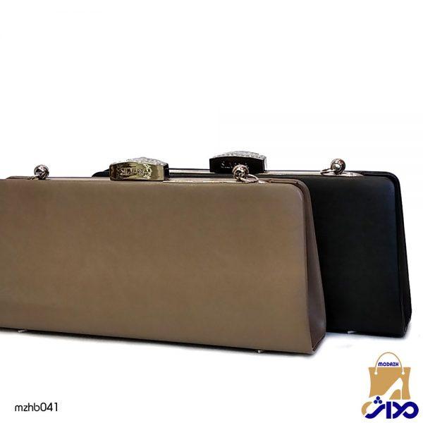 کیف زنانه مجلسی سیلوانا (SILVANA) مدل MZHB041