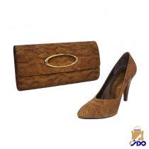 کیف و کفش زنانه ست سیلوانا | SILVANA | مدل MZHB073